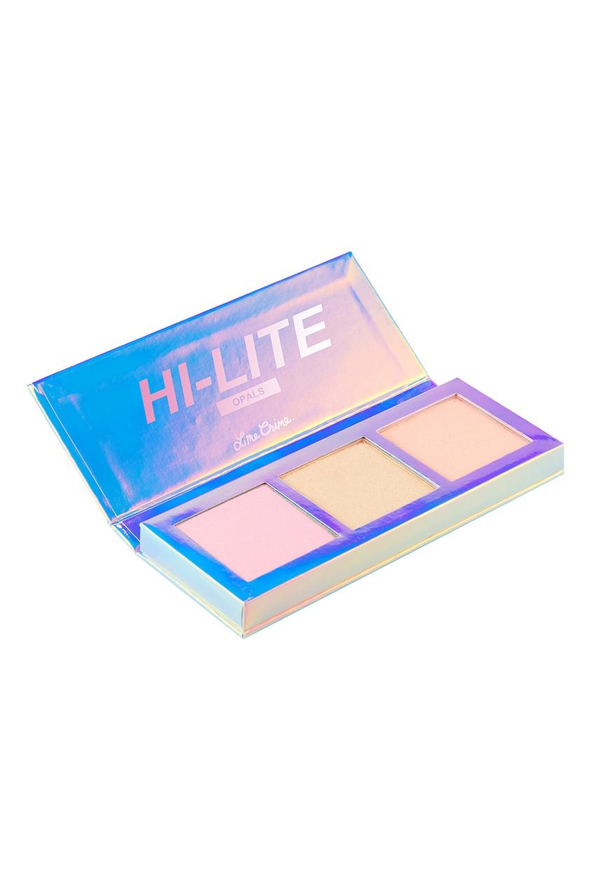 Палетка хайлайтеров HI-LITE OPALS, 21 g