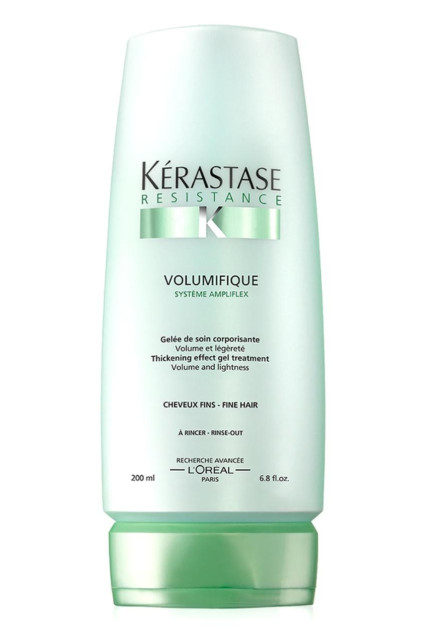Уплотняющий уход-желе для тонких волос Volumifique Gelee, 200 ml