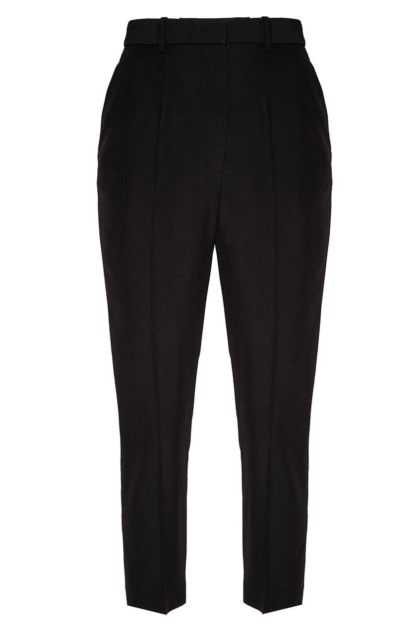Alexander McQueen Широкие брюки со стрелками alexander mcqueen брюки александр маккуин 332004 rdq06 0914 чёрный 48