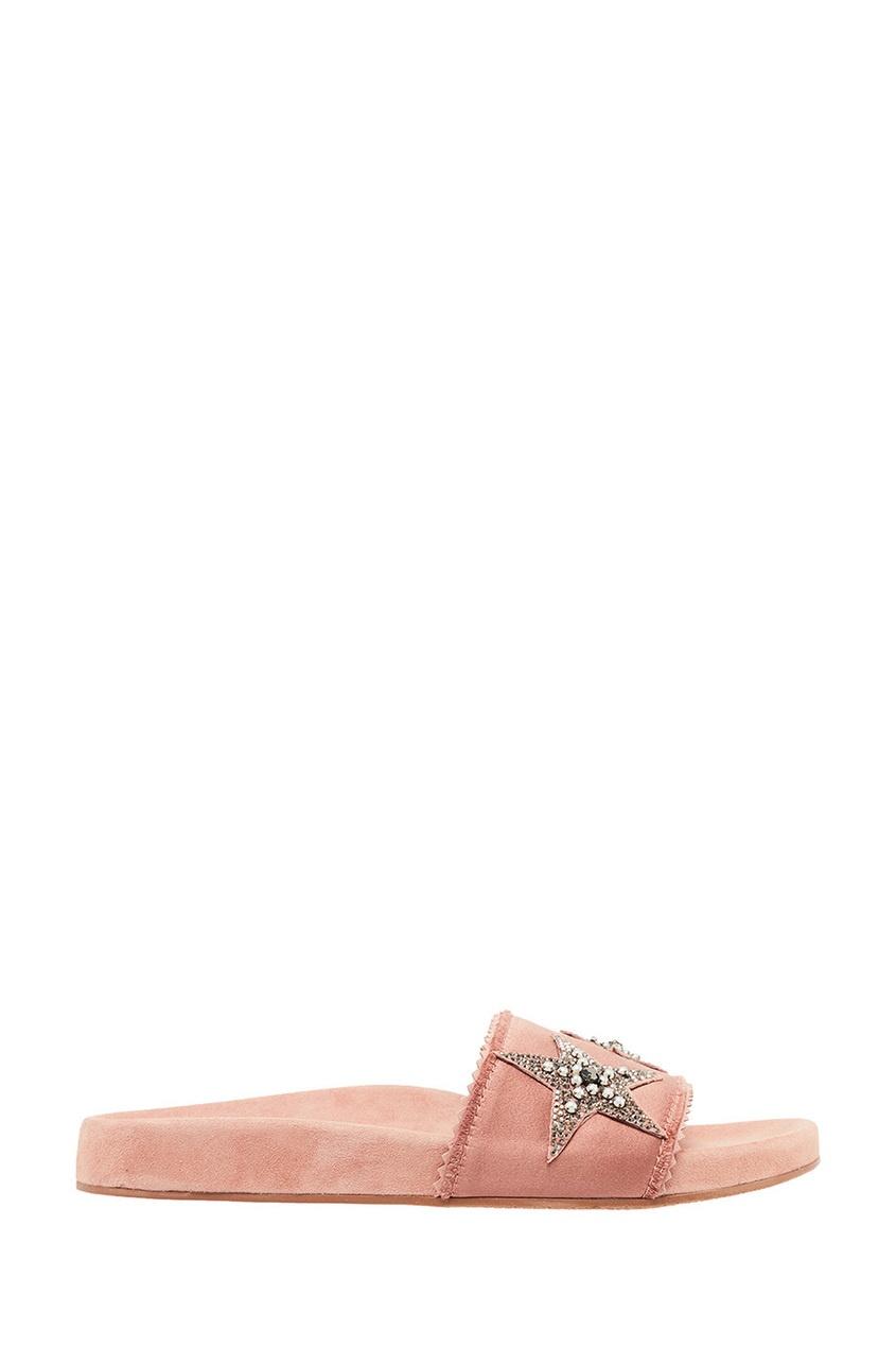 женские сандалии lola cruz, розовые