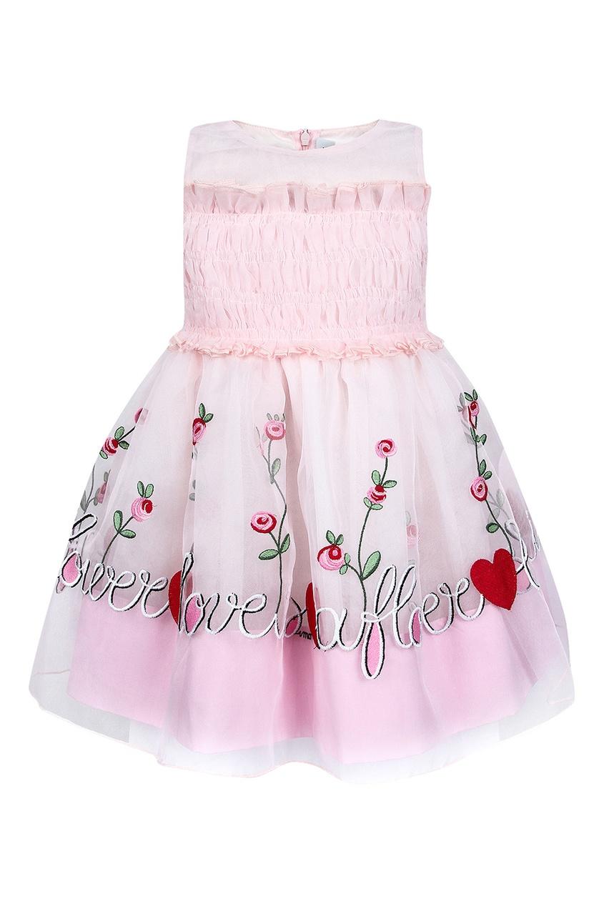 Платье Simonetta Mini 15640779 от Aizel