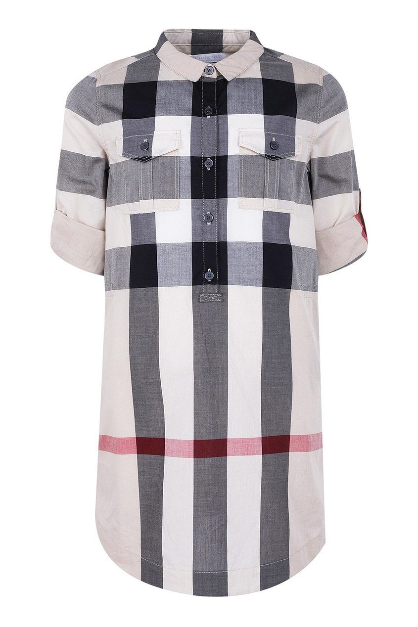 Платье Burberry Kids 15640820 от Aizel
