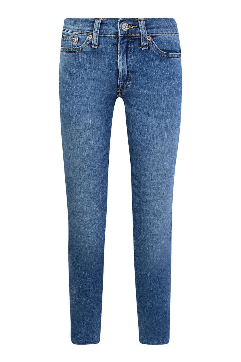 Ralph Lauren Children Серо-голубые джинсы ralph lauren children серо голубые джинсы