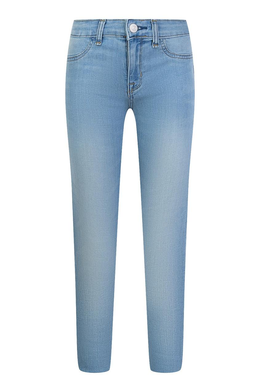 Ralph Lauren Children Светло-голубые джинсы ralph lauren children серо голубые джинсы