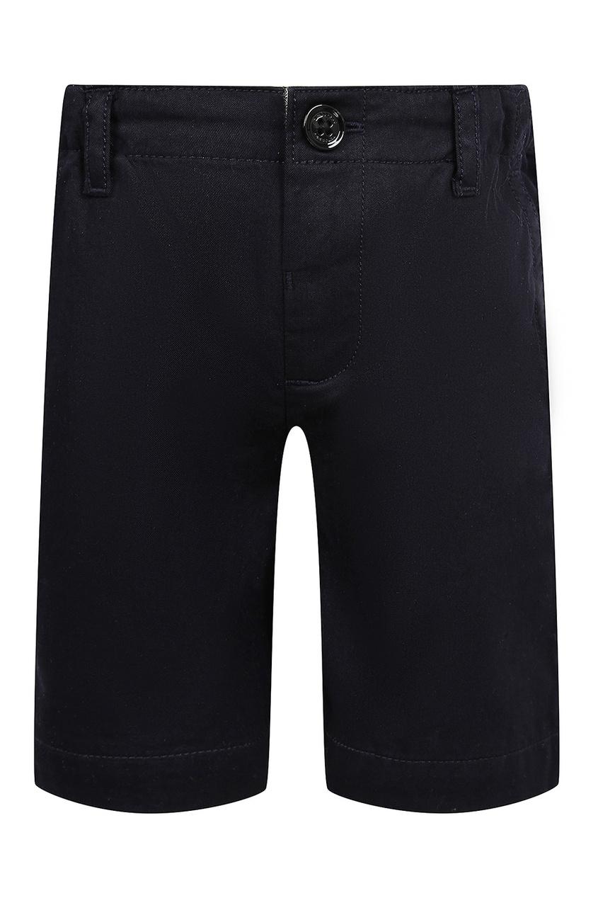 Burberry Children Черные шорты с эластичным поясом dior children шорты