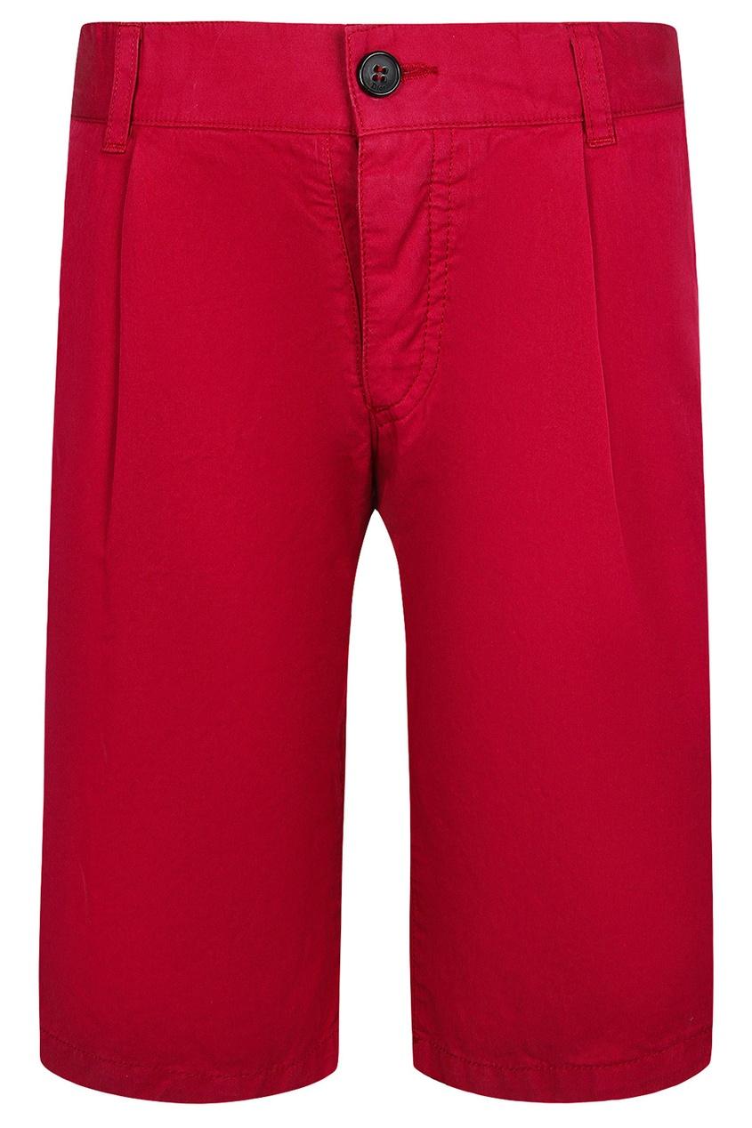 Dior Children Красные шорты шорты dior шорты