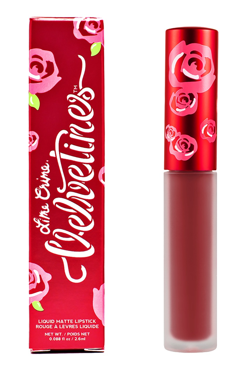 Lime Crime Матовая помада VELVETINES RUSTIC 2,6 ml lime crime матовая помада velvetines wicked 2 6 ml