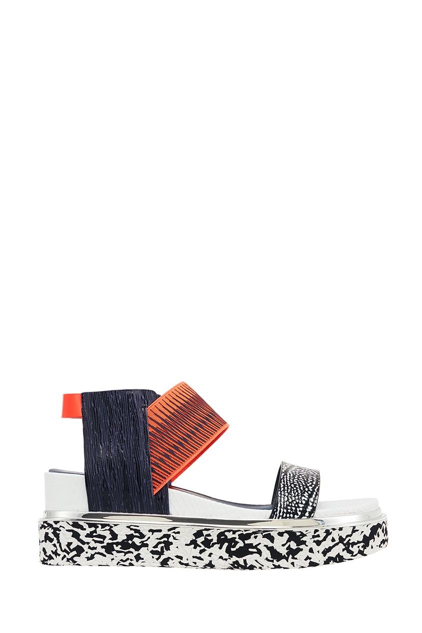 United Nude Комбинированные сандалии Rico Sandal