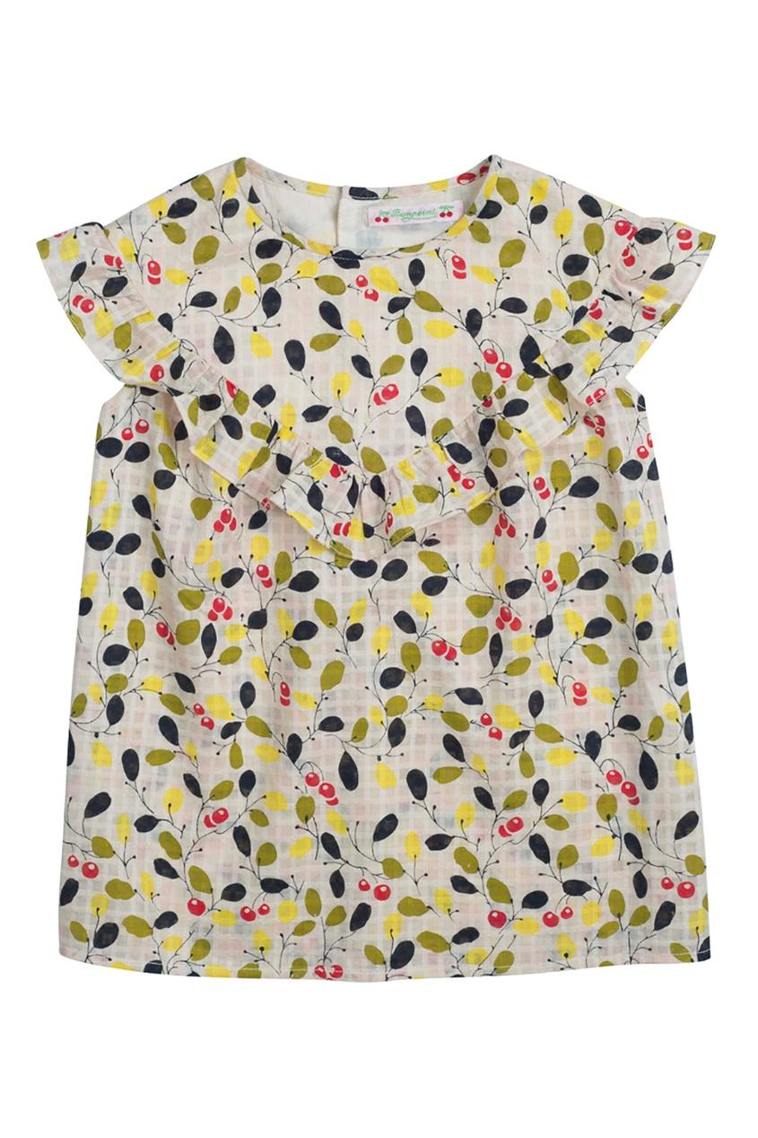 Bonpoint Блузка желтая GAZELLE bonpoint блузка красная gazelle