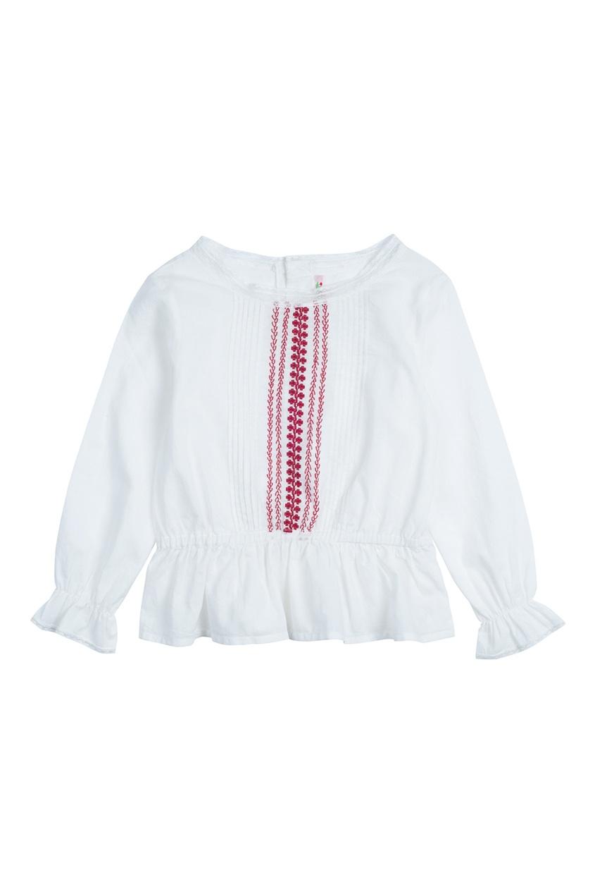 Bonpoint Блуза из хлопка GALIA блуза