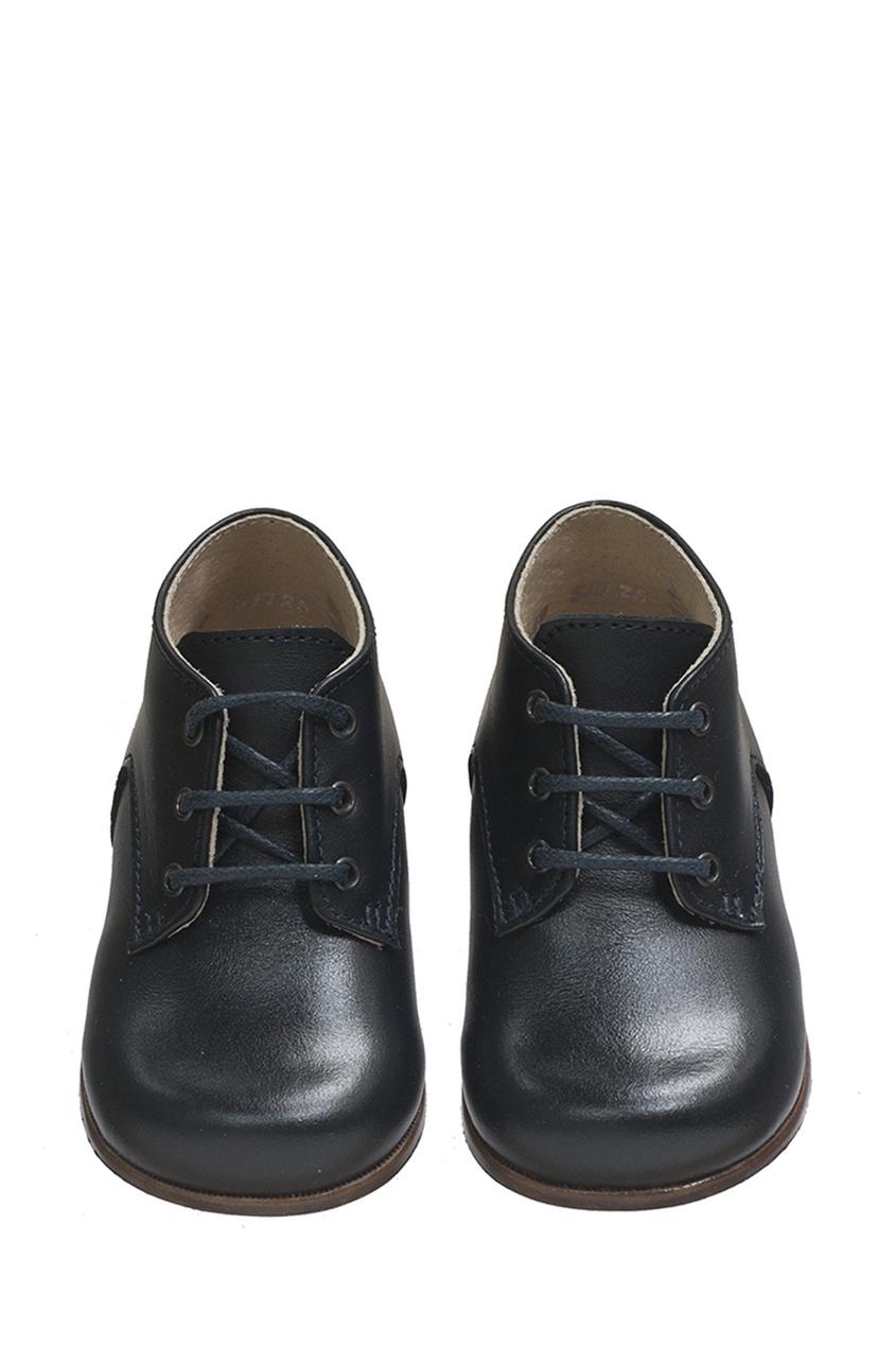 Купить со скидкой Ботинки синие LITJOYAU