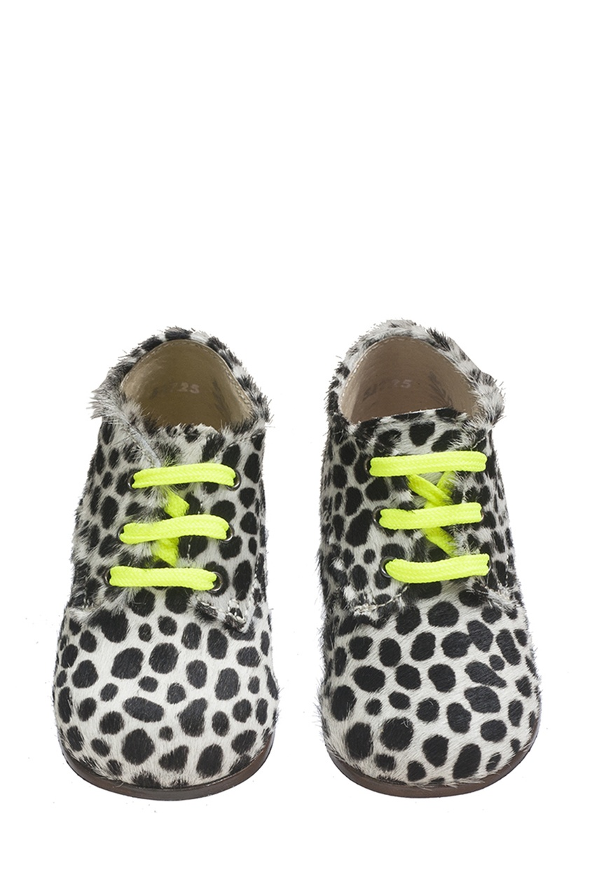 Bonpoint Кожаные ботинки LITJOYAUP bonpoint ботинки