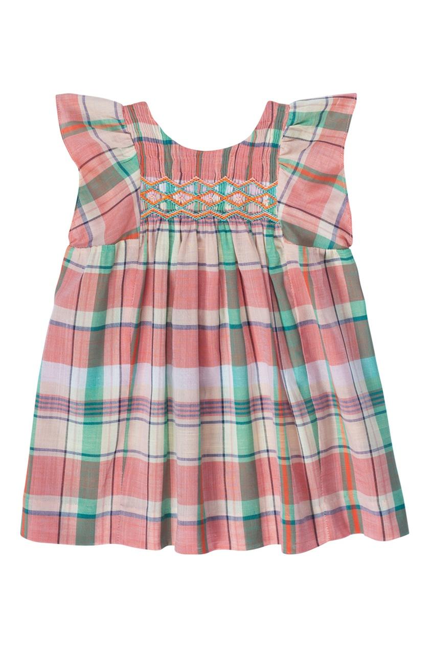 Bonpoint Хлопковое платье CADELILI