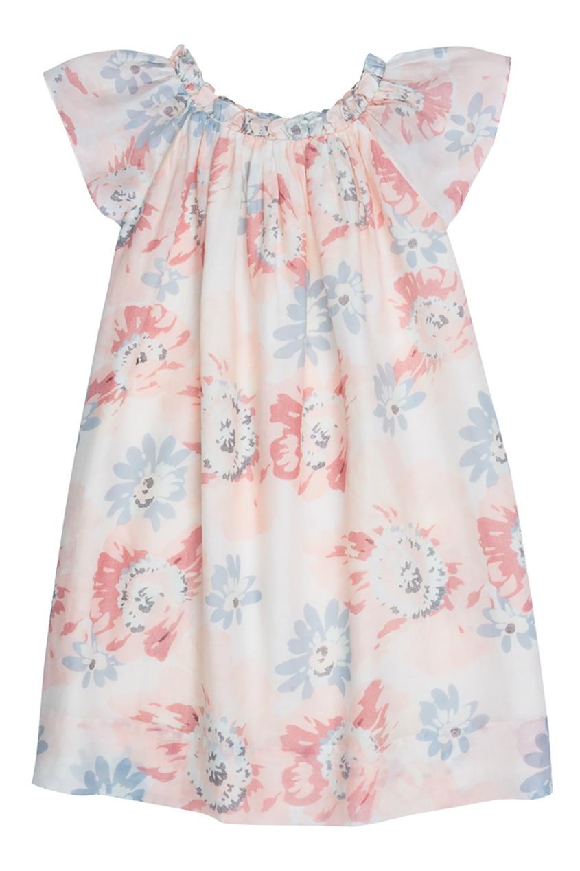 Bonpoint Платье CHARLOTT с принтом
