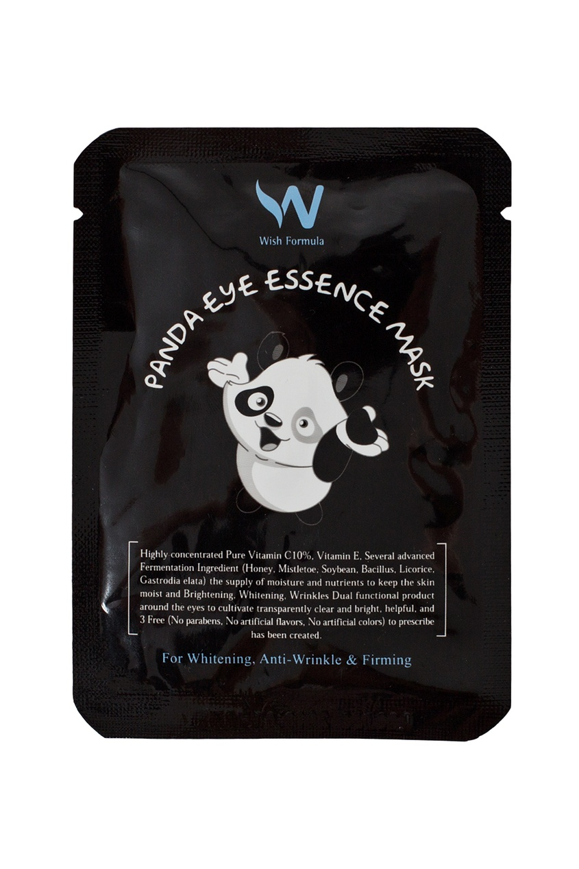Wish Formula Маска-патч с эссенцией для глаз Панда / Panda Eye Essence Mask, 10 пар eye massager massage device eye mask essence absorber