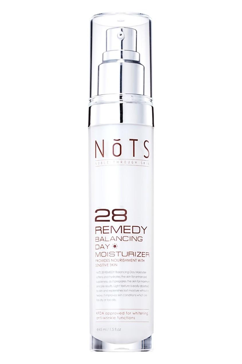 NoTS Увлажняющий дневной крем / Balancing Day Moisturizer 28 Remedy, 45 ml крем bioline jato acid cream ph balancing 50 мл