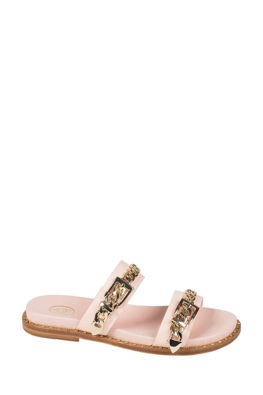 ASH Розовые сандалии с цепочками Meika энрике иглесиас копенгаген
