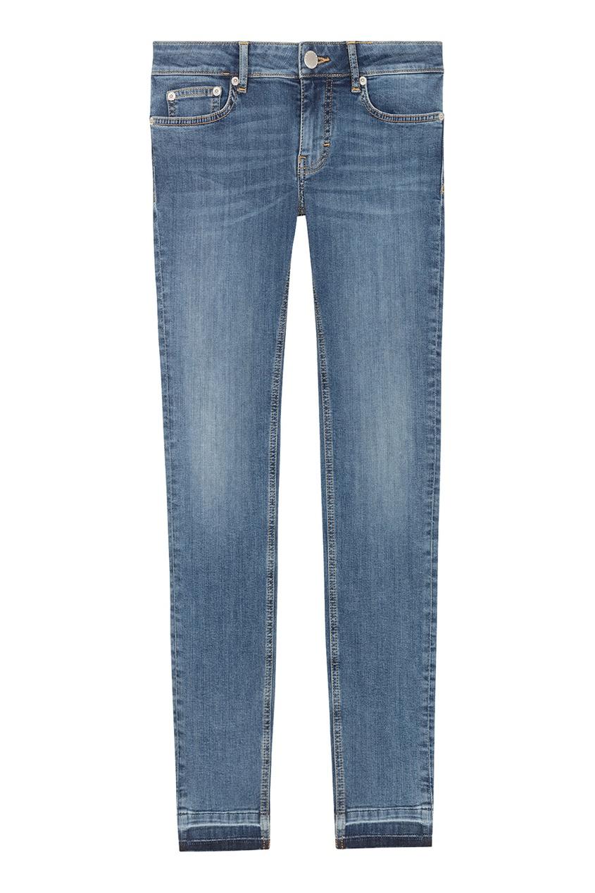 Maje Джинсы с потертостями full circle джинсы с потертостями