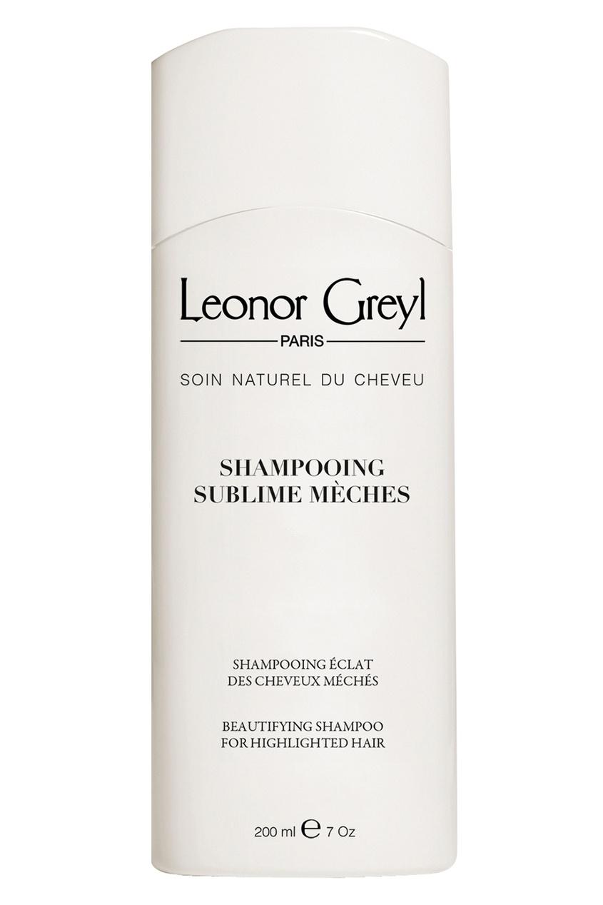Leonor Greyl Шампунь для Обесцвеченных или Мелированных Волос, 200 ml leonor greyl шампунь медовый шампунь медовый