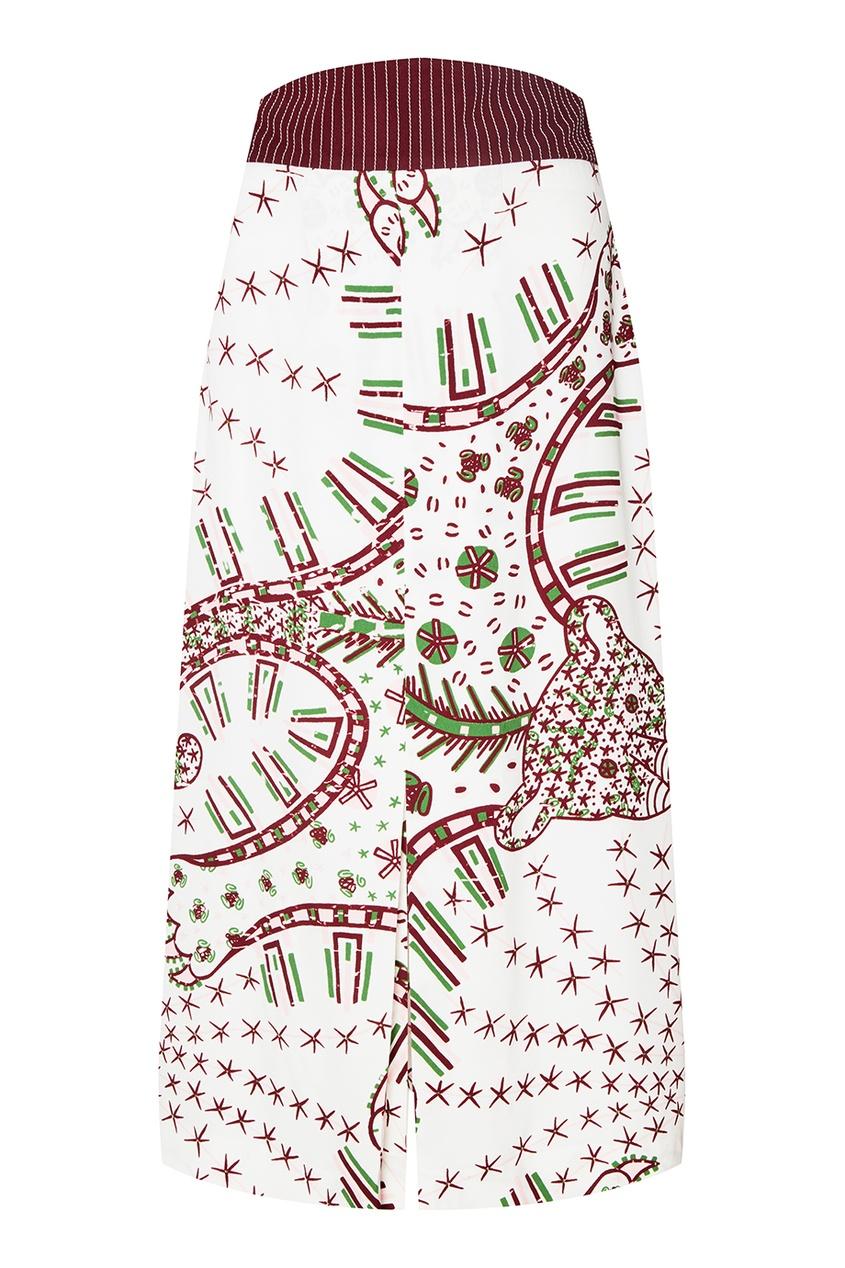 женская юбка valentino