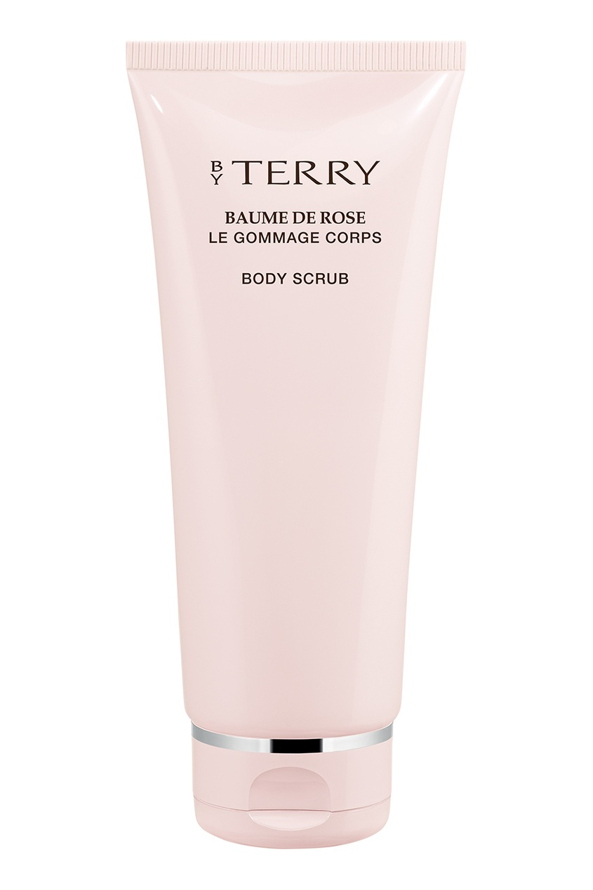 By Terry Скраб для тела Baume De Rose Le Gommage Corps, 180 g цветной бальзам для губ by terry baume de rose nutri couleur 2 цвет 2 mandarina pulp variant hex name fe6961