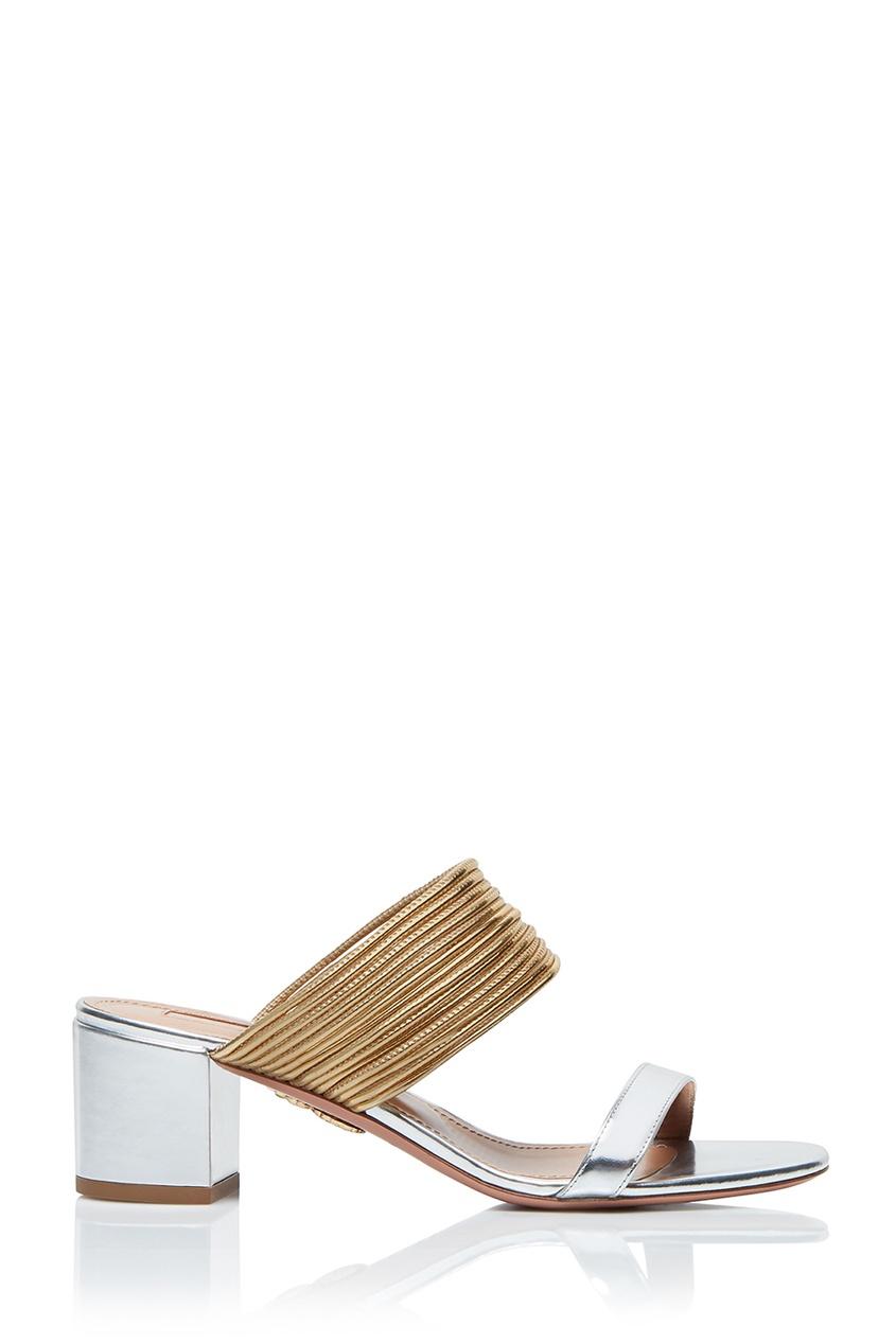 Aquazzura Босоножки Rendez Vous Sandal 50 cтильный клатч rendez vous