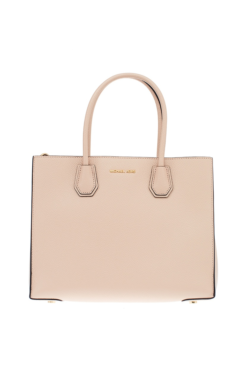 Michael Kors Розовая сумка Mercer