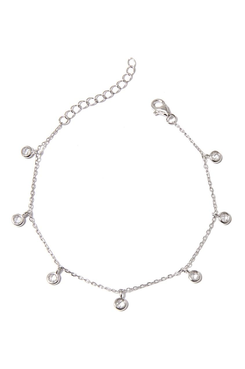 Dzhanelli Jewellery Серебряный браслет с подвесками caviar jewellery браслет true love