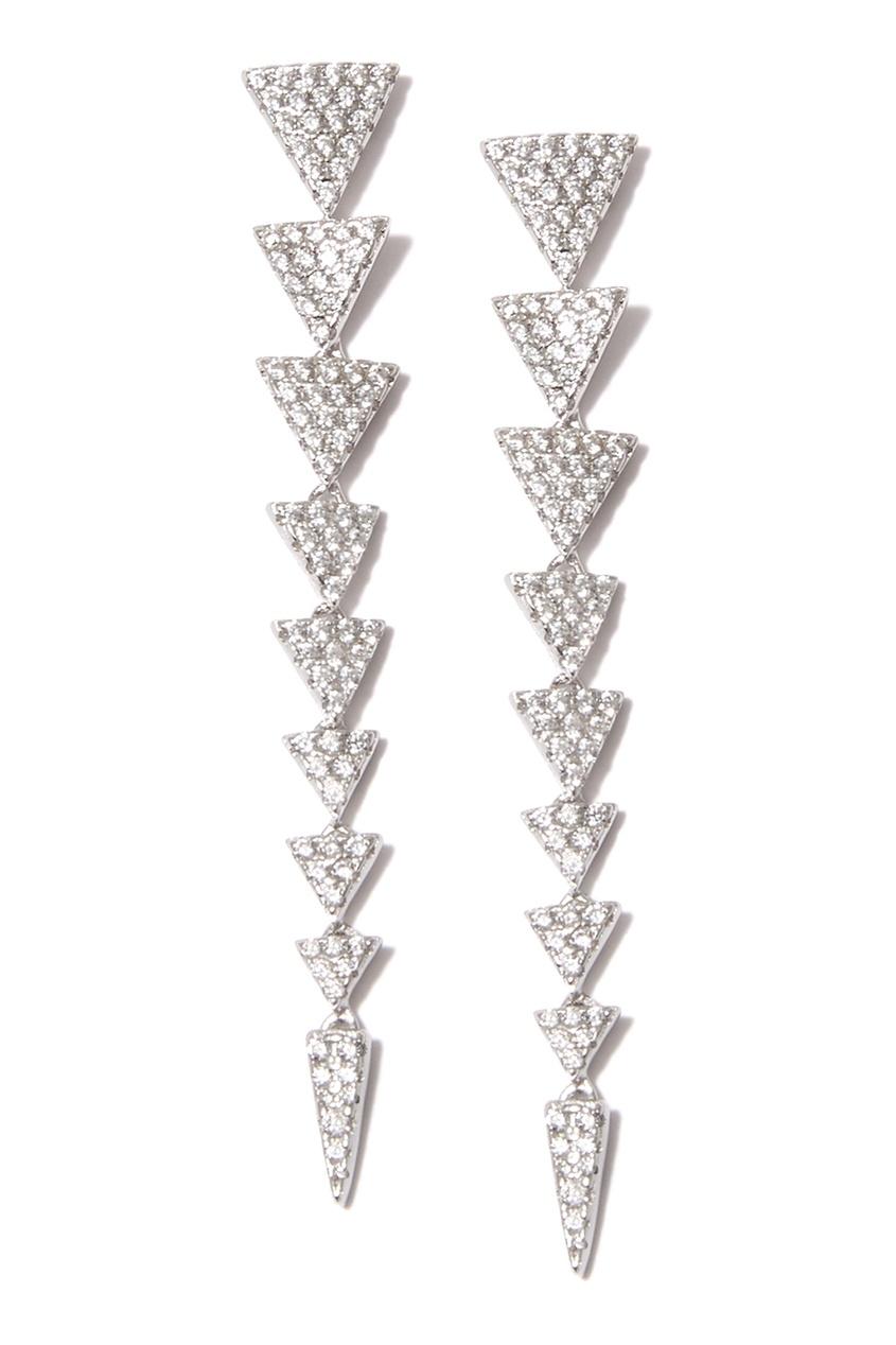 Серьги Dzhanelli Jewellery 6177944 от Aizel