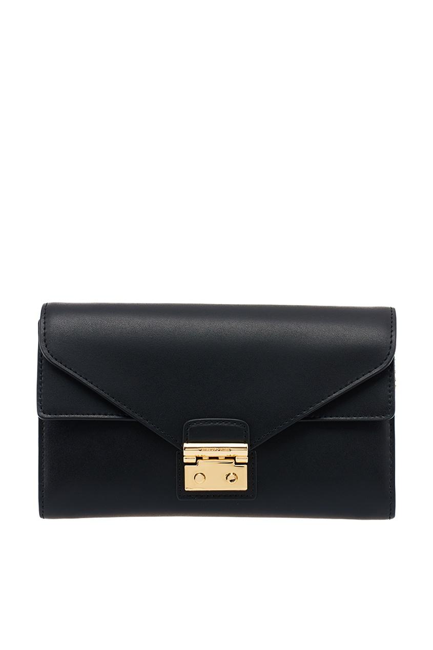 Michael Kors Черная сумка Sloan