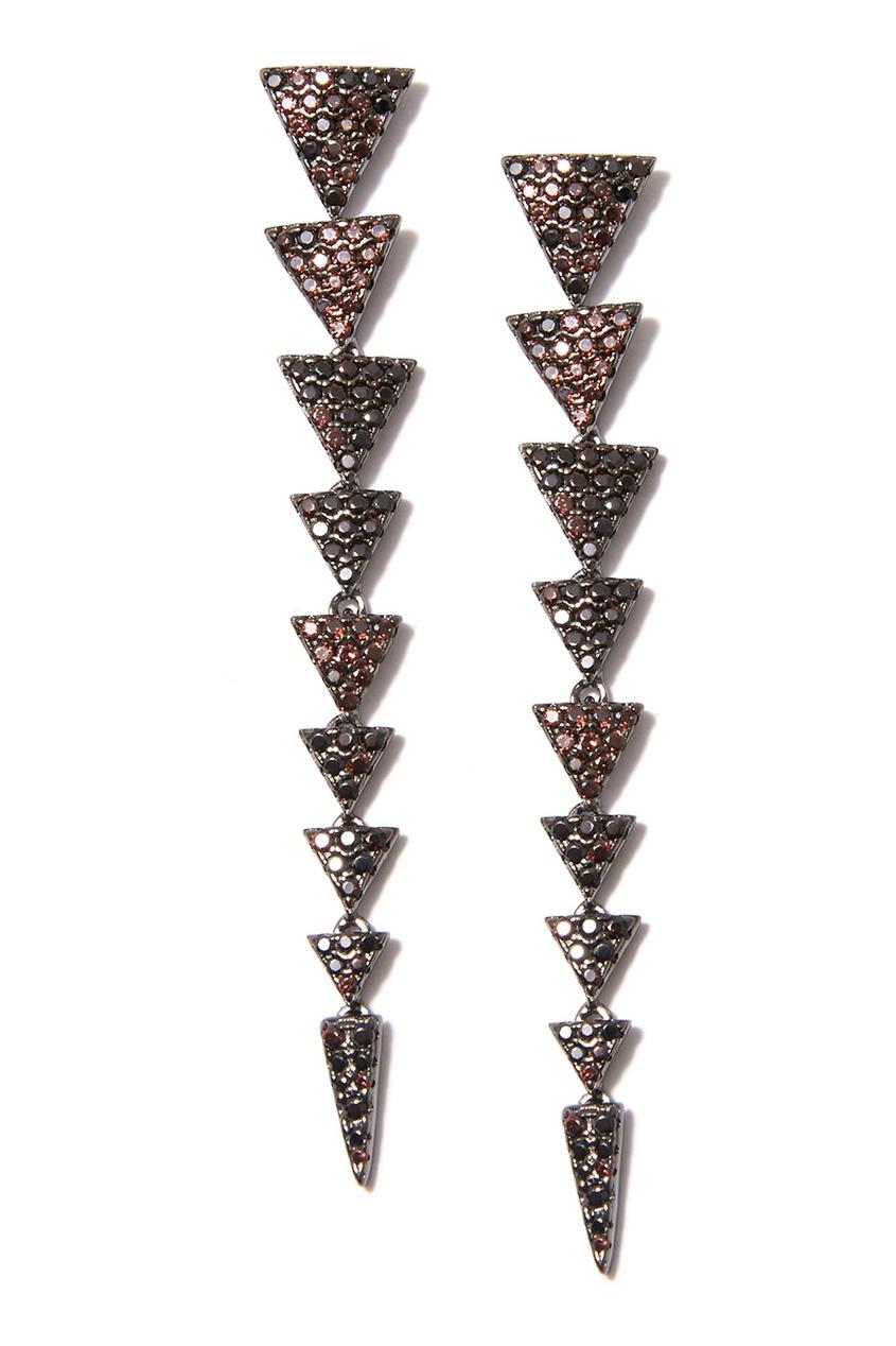 Серьги Dzhanelli Jewellery 6177886 от Aizel