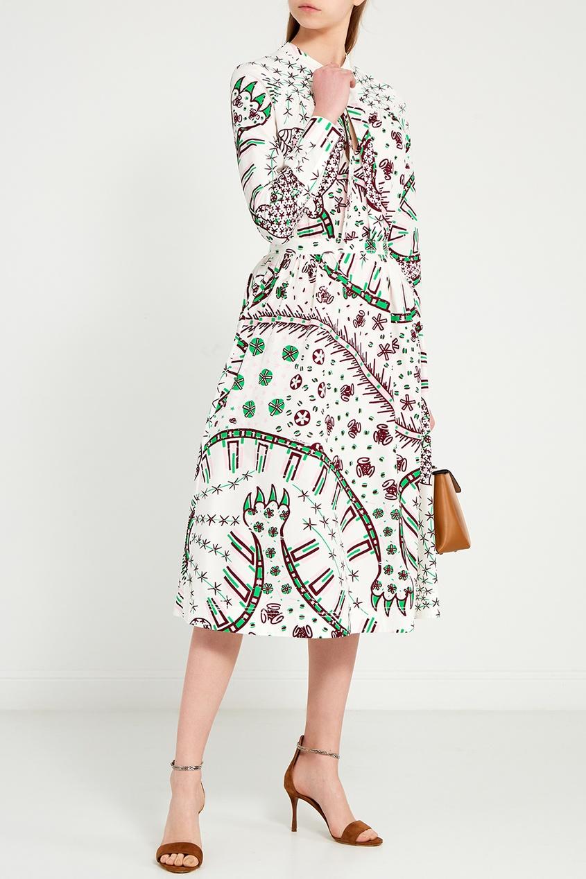 женское платье valentino