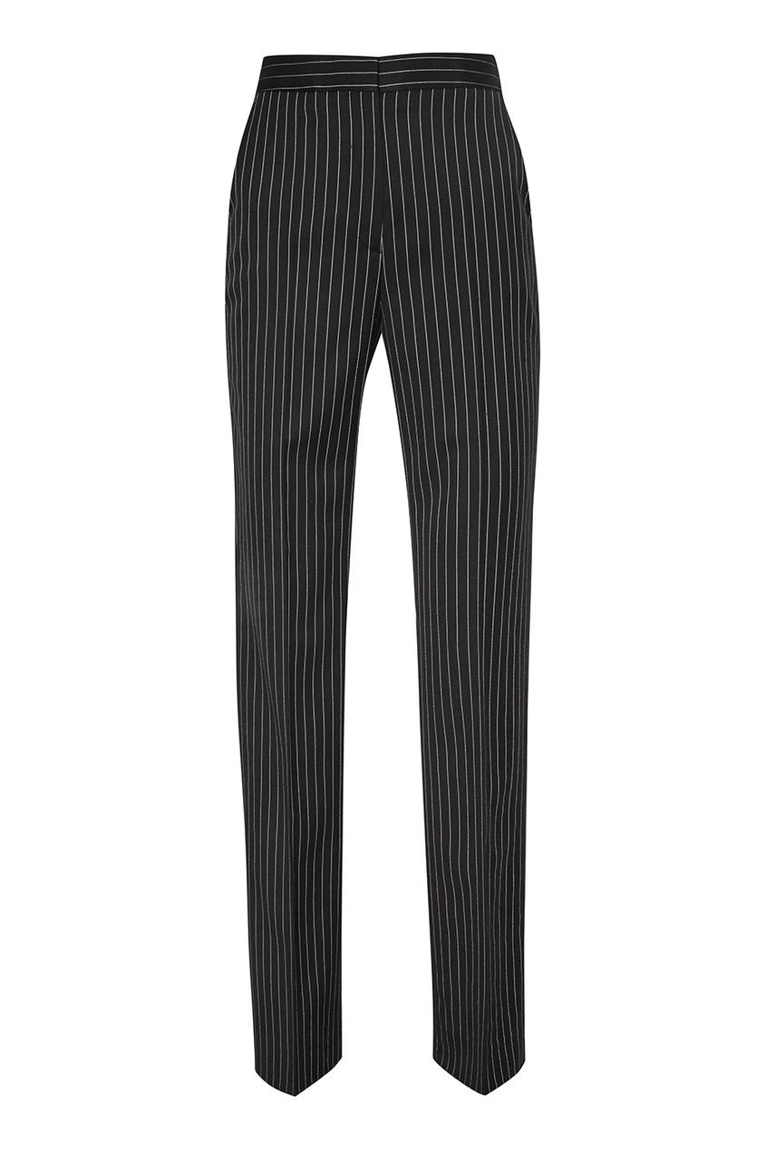Stella McCartney Брюки в полоску stella mccartney платье блузка в полоску