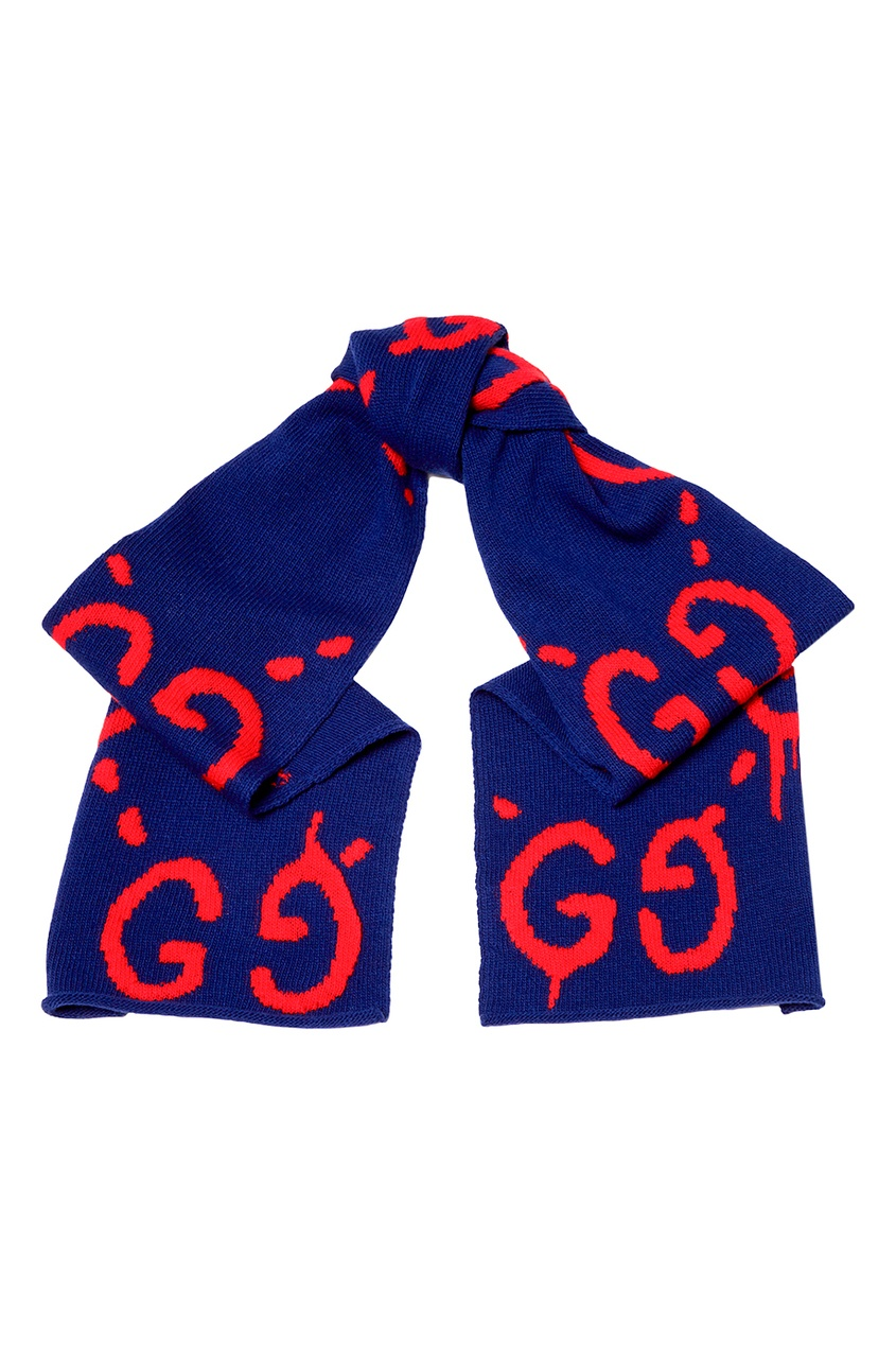 Gucci Шерстяной шарф