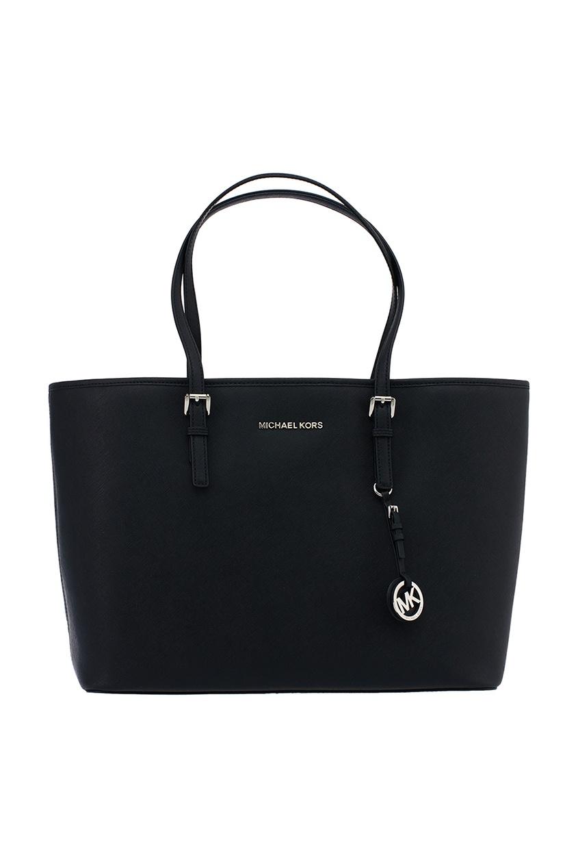 Купить со скидкой Черная сумка Jet Set Travel