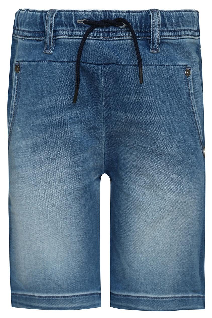 John Galliano Children Синие джинсовые шорты