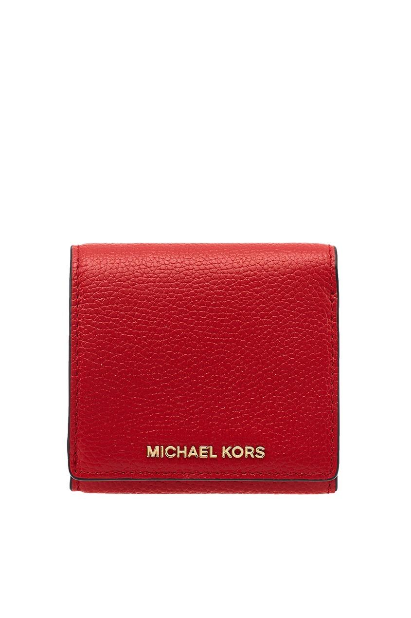 Michael Kors Красный кошелек для монет Money Pieces