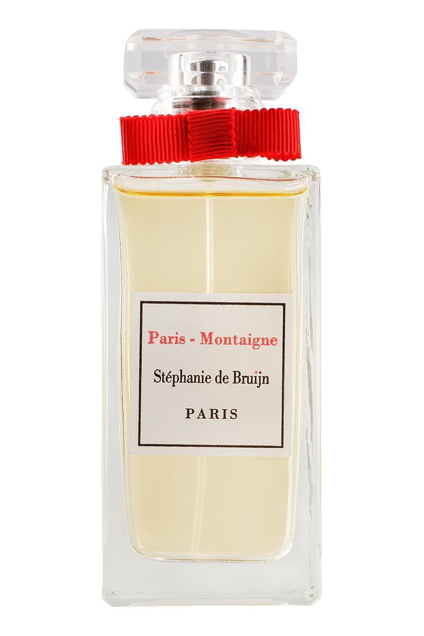 Stéphanie de Bruijn Парфюмерная эссенция Paris – Montaigne, 100 ml s t dupont 58 avenue montaigne pour femme