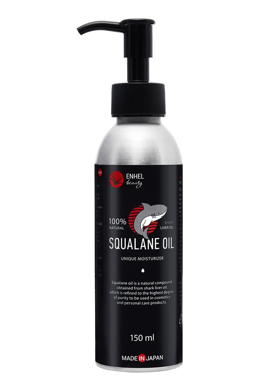 Enhel Beauty Сквалановое масло SQUALANE OIL, 150 ml масло kativa morocco argan oil nuspa масло