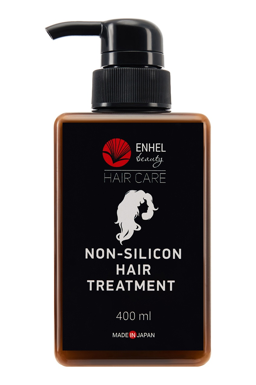 Enhel Beauty Бальзам для волос Non-silicon Hair Treatment, 400 ml skiip37nab12t4v1 is new semikron igbt module