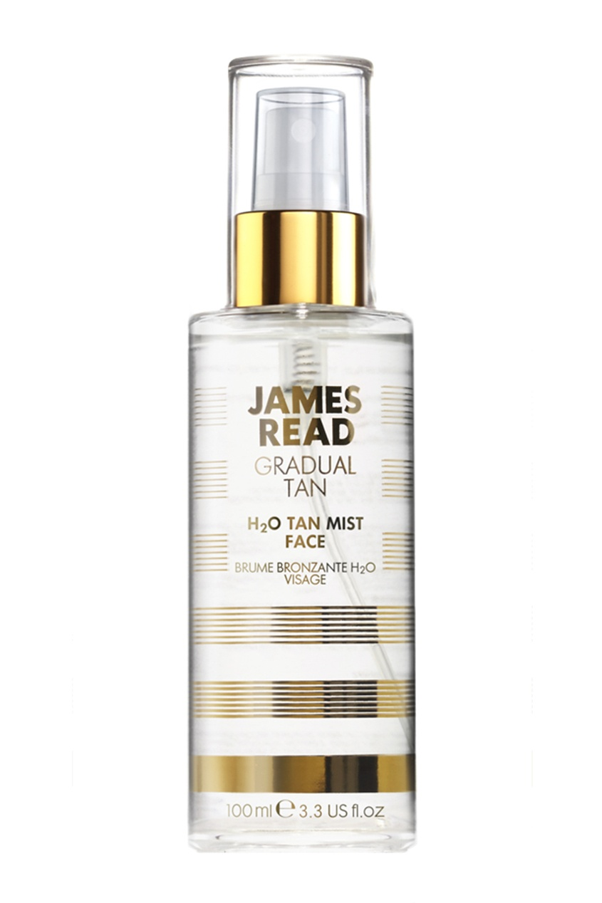 James Read Спрей для лица Освежающее Сияние H2O TAN MIST FACE, 100 ml urban decay de slick setting спрей для лица для закрепления макияжа de slick setting спрей для лица для закрепления макияжа