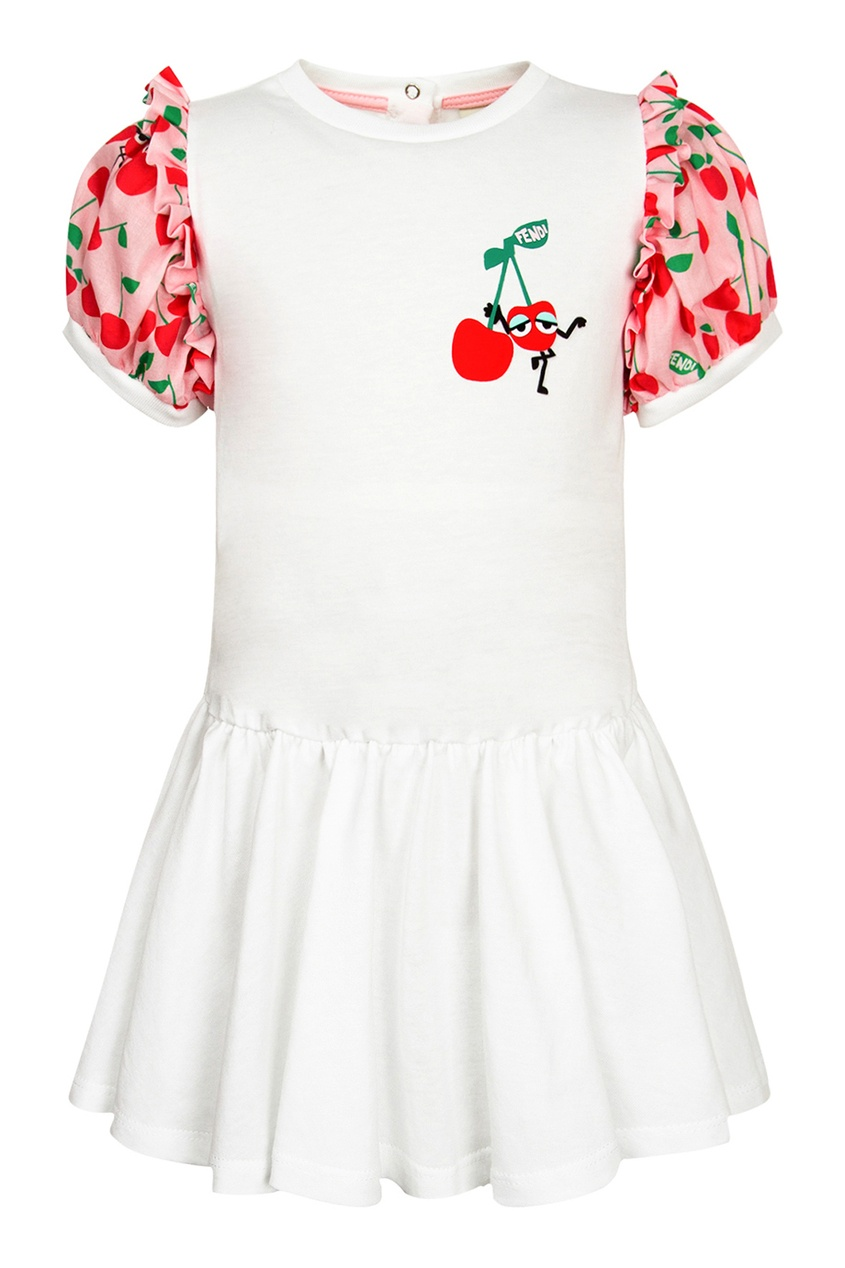 Платье Fendi Kids 15640992 от Aizel