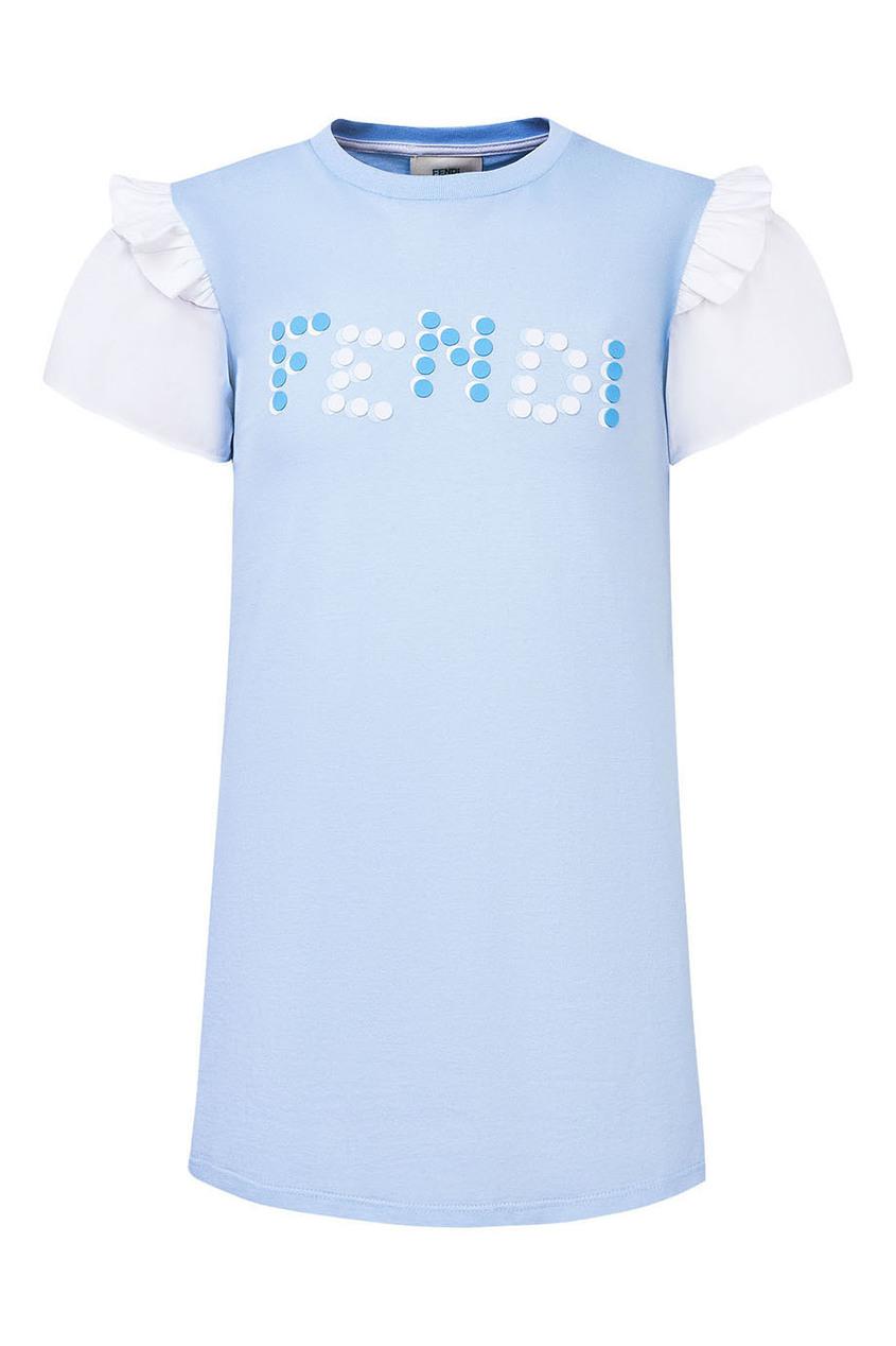 Платье Fendi Kids 15640963 от Aizel