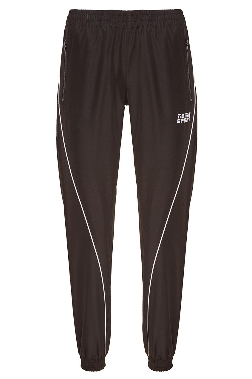 Neige Черные спортивные брюки boss green черные спортивные брюки из хлопка