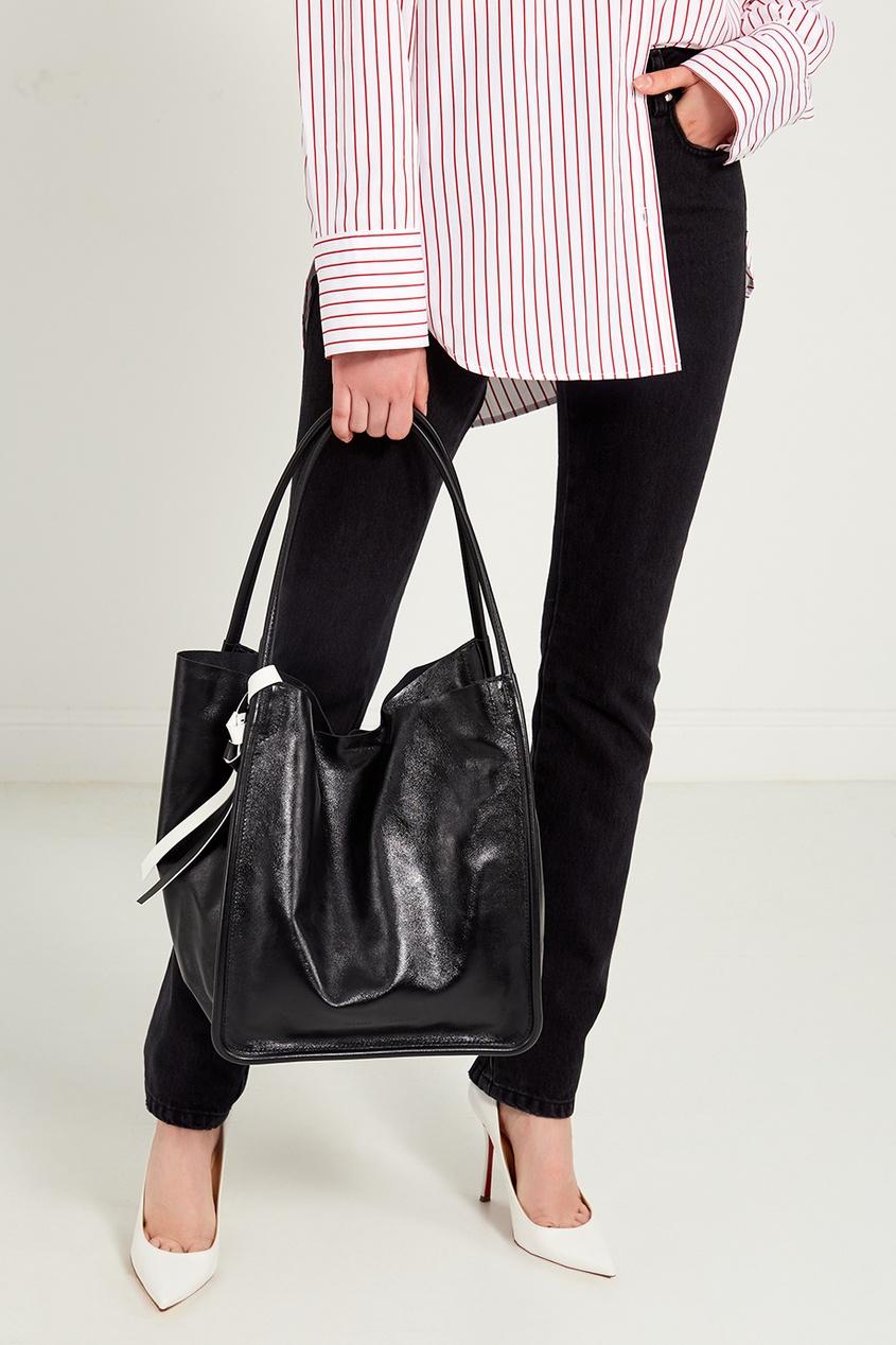 женская сумка proenza schouler, черная