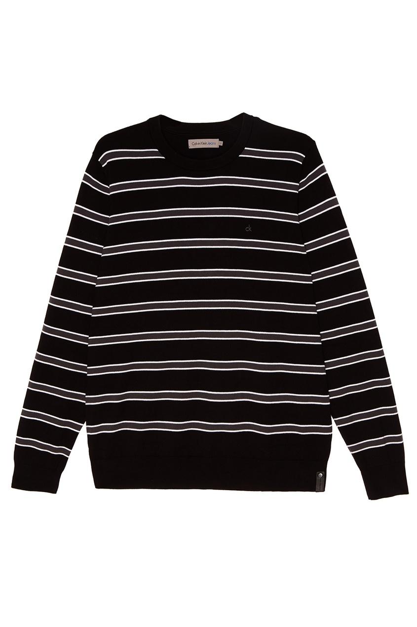 Calvin Klein Джемпер в полоску tommy hilfiger джемпер tommy hilfiger 1957890209 dark indigo