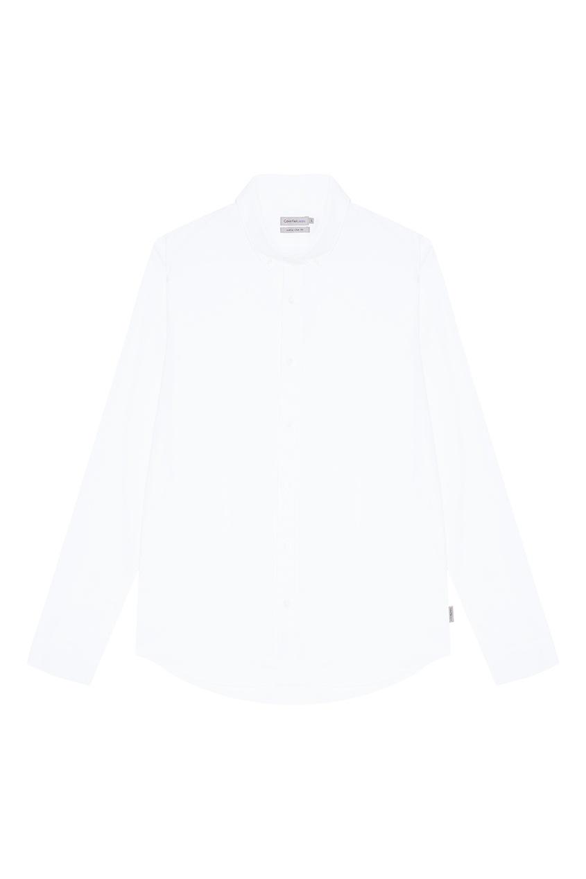 Calvin Klein Белая рубашка из хлопка franck muller часы franck muller 6000 h
