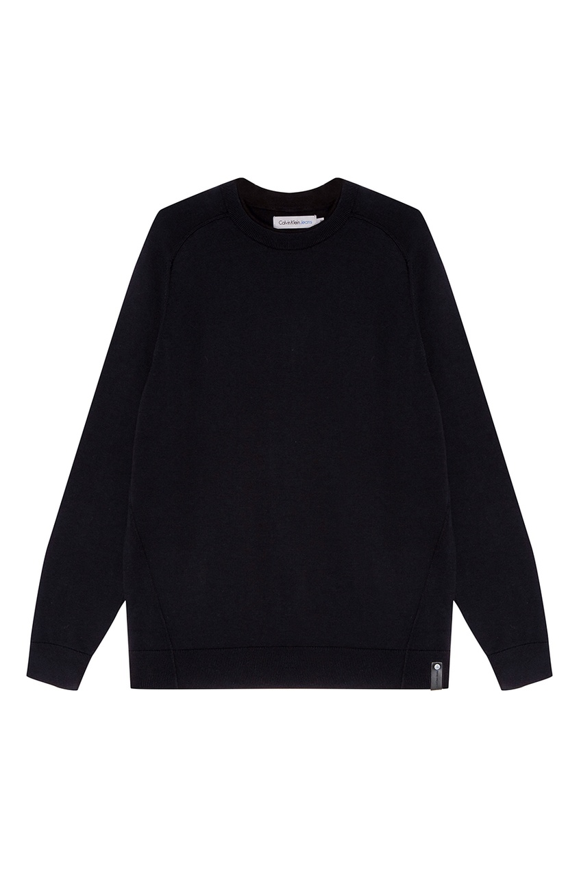 Calvin Klein Черный свитшот