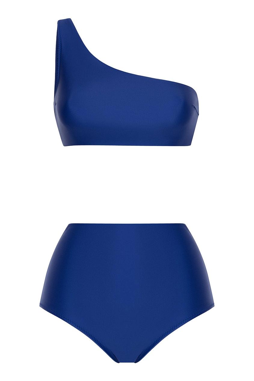 Синий купальник-бикини Pevero BODYPOETRY