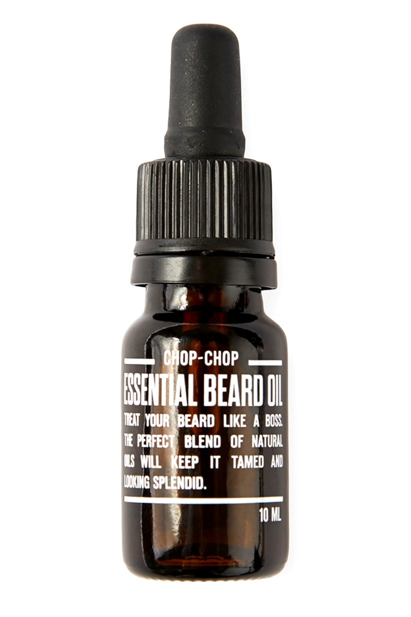 Chop-Chop Essential Beard Oil, 10 ml chop chop chop chop wax pomade 100 ml